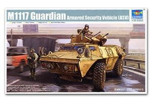 M1117 Guardian Armored Security Vehicle  - Ref.: TRUM-01541