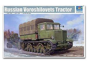 Russian Voroshilovets Tractor - Ref.: TRUM-01573