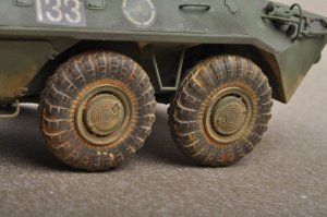 Russian BTR-70 APC early version  (Vista 6)