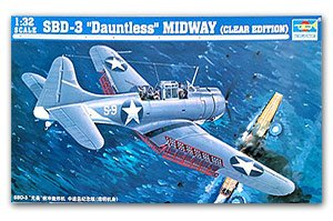 U.S.Navy SBD-3 - Ref.: TRUM-02244