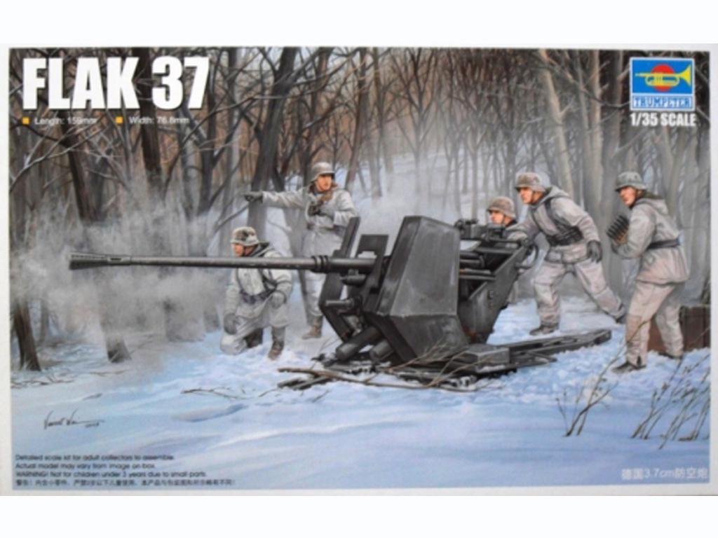 Flak 37  - Ref.: TRUM-02310