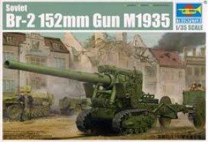 Soviet Br-2 152mm Gun M1935  (Vista 1)