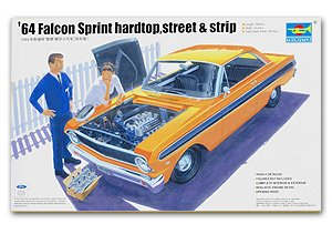 Ford Falcon `Street Drag' 1964