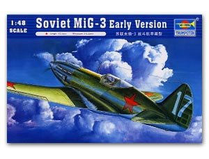 Soviet MiG-3 Early Verion - Ref.: TRUM-02830