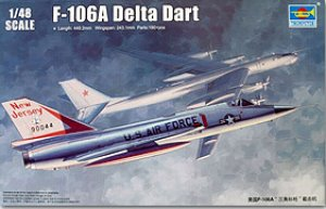 US F-106A Delta Dart - Ref.: TRUM-02891
