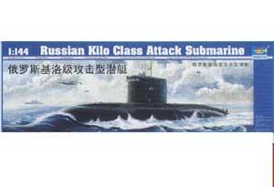 Kilo Class Attack Sub - Ref.: TRUM-05903