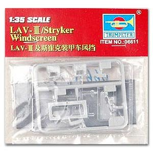 LAV-III / Stryker Windscreen Units - Ref.: TRUM-06611