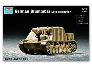 Germany Brummbar Late production