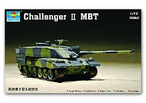 Challenger II MBT - Ref.: TRUM-07214