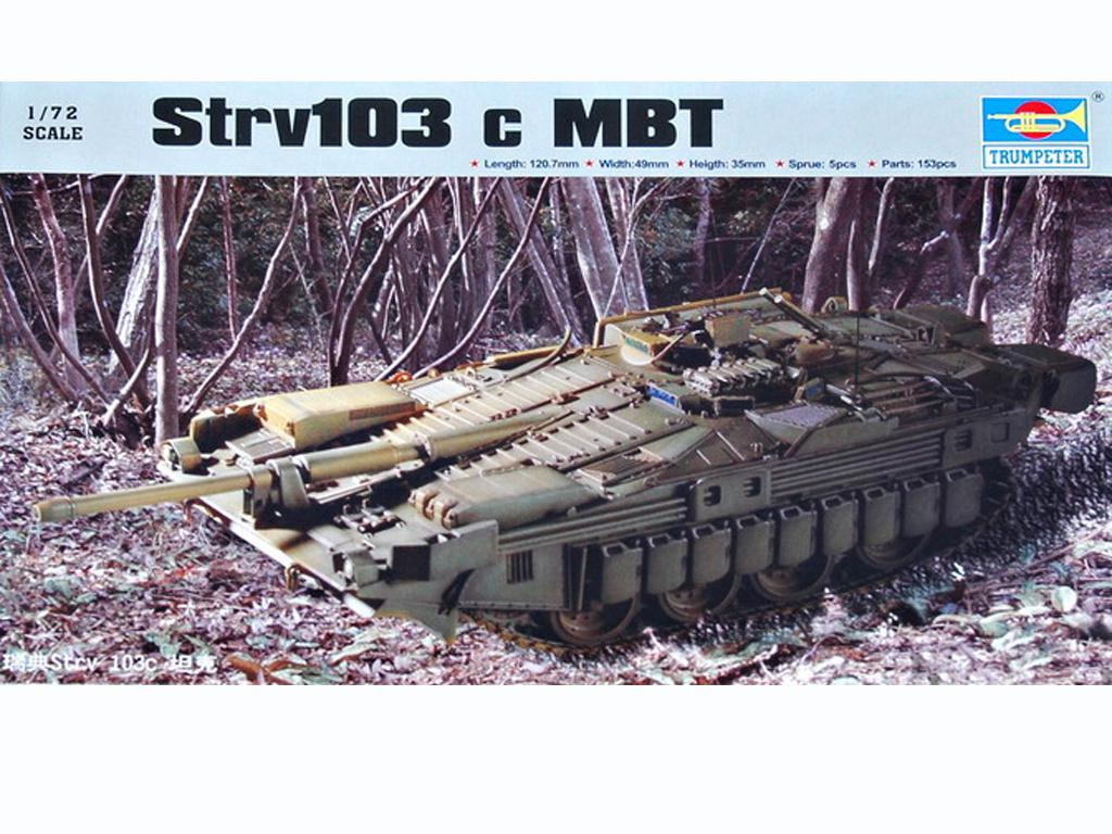 Strv103 c MBT - Ref.: TRUM-07220