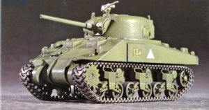 M4 Tank Mid-Production - Ref.: TRUM-07223