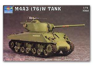 M4A3 76(W) Tank - Ref.: TRUM-07226