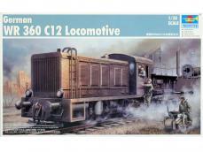 Locomotora diesel alemana WR360 CL12 - Ref.: TRUM-00216