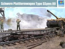 Plataforma SSyms type 80 - Ref.: TRUM-00221
