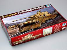 Vagón blindado con torreta Panzer - Ref.: TRUM-00369