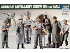 Servidores del cañon Aleman  Karl - Ref.: TRUM-00409