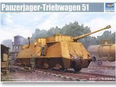 Panzerjager-Triebwagen 51 - Ref.: TRUM-01516