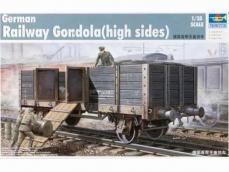 Góndola Ferroviaria Alemana - Ref.: TRUM-01517