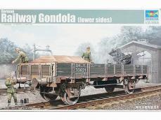 Góndola Ferroviaria Alemana - Ref.: TRUM-01518