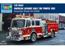 American LaFrance Eagle Fire Pumper - Ref.: TRUM-02506