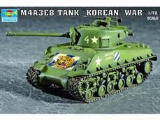M4A3E8 Tank (T80 Track) - Ref.: TRUM-07229
