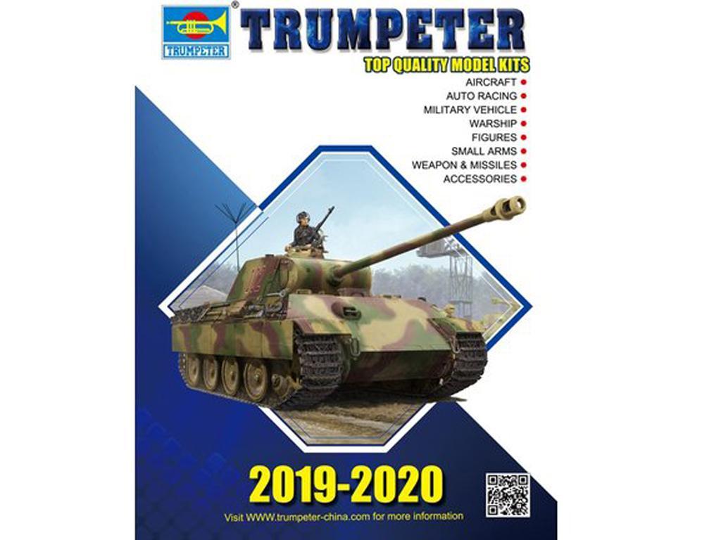 Catalogo Trumpeter 2019/20 (Vista 1)