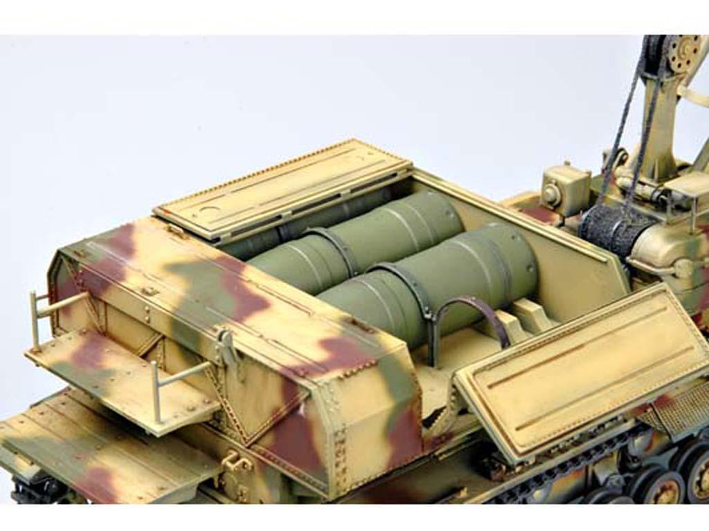 Pz IV F Ammunition Carrier (Vista 5)