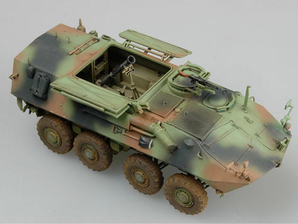 LAV-M (Mortar Carrier Vehicle)  (Vista 2)