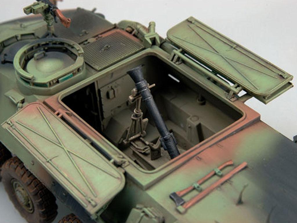 LAV-M (Mortar Carrier Vehicle)  (Vista 3)
