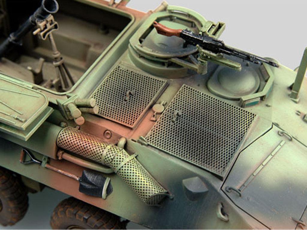 LAV-M (Mortar Carrier Vehicle)  (Vista 4)