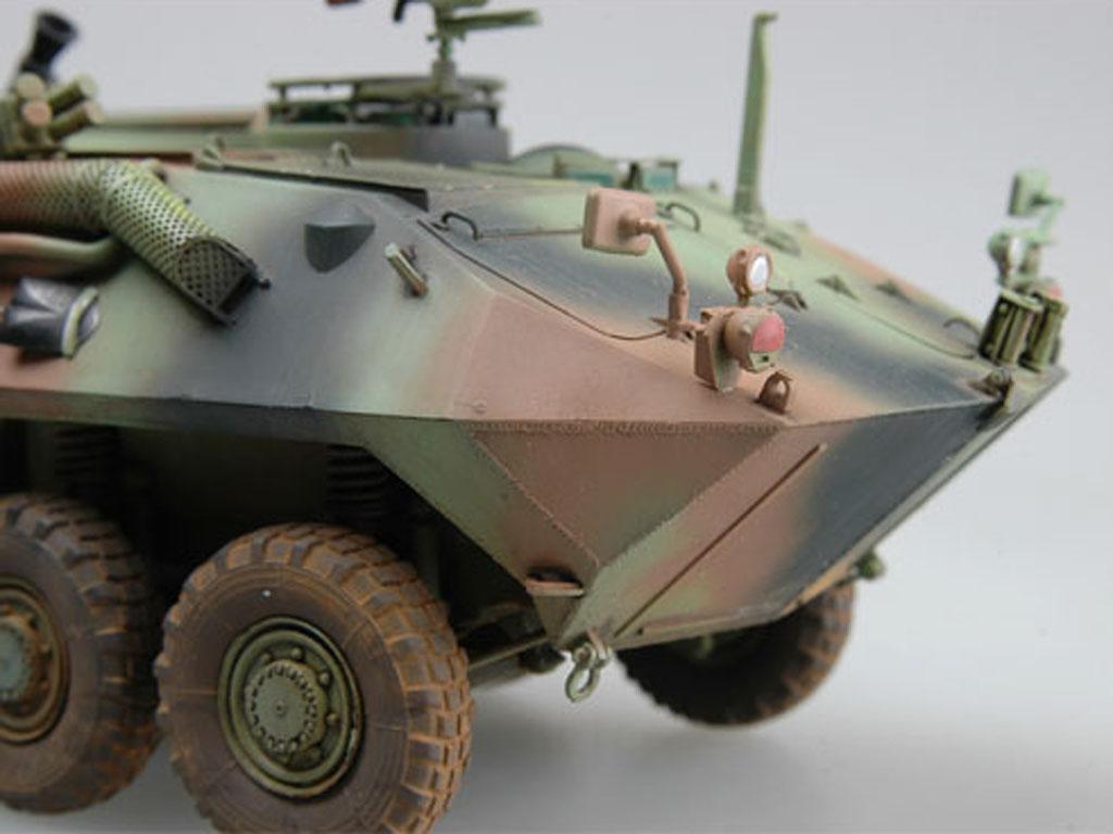 LAV-M (Mortar Carrier Vehicle)  (Vista 5)