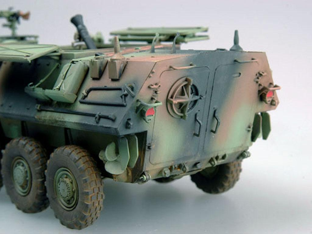 LAV-M (Mortar Carrier Vehicle)  (Vista 6)