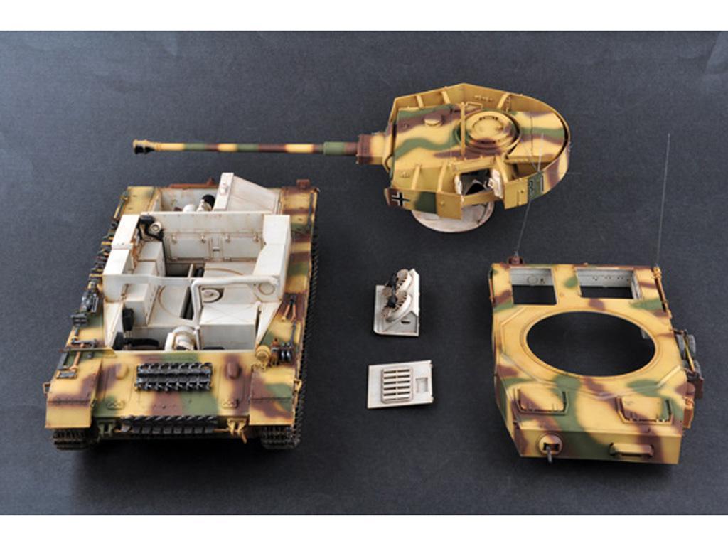 German Pz.Beob.Wg. IV Ausf.J  (Vista 10)