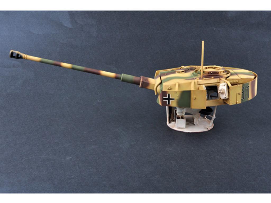 German Pz.Beob.Wg. IV Ausf.J  (Vista 13)