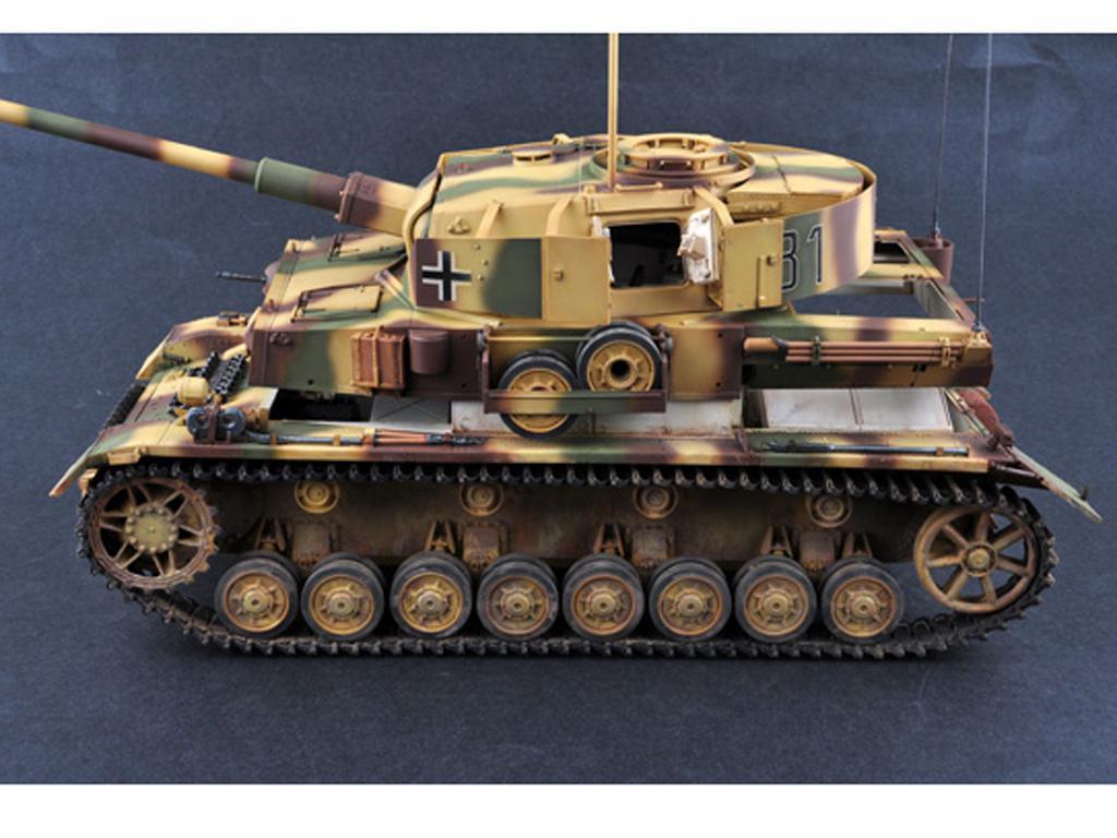 German Pz.Beob.Wg. IV Ausf.J  (Vista 2)