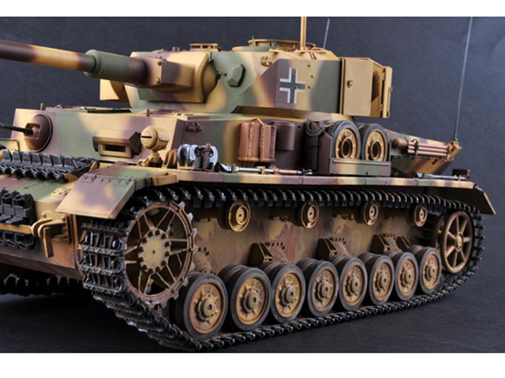 German Pz.Beob.Wg. IV Ausf.J  (Vista 7)