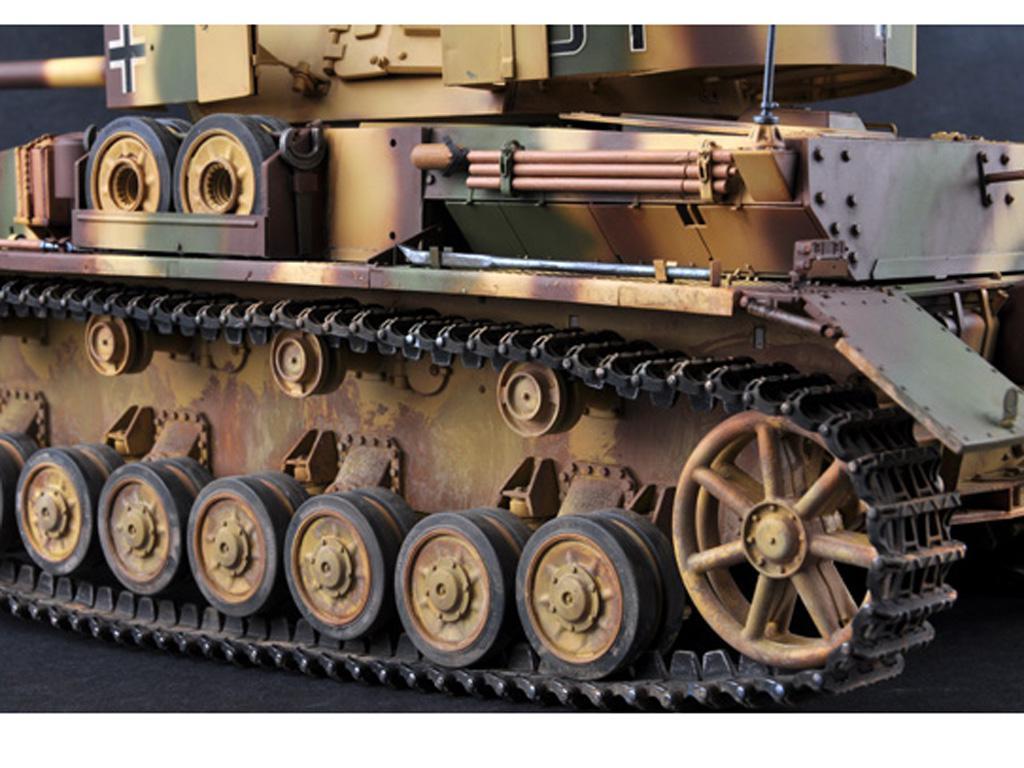 German Pz.Beob.Wg. IV Ausf.J  (Vista 9)