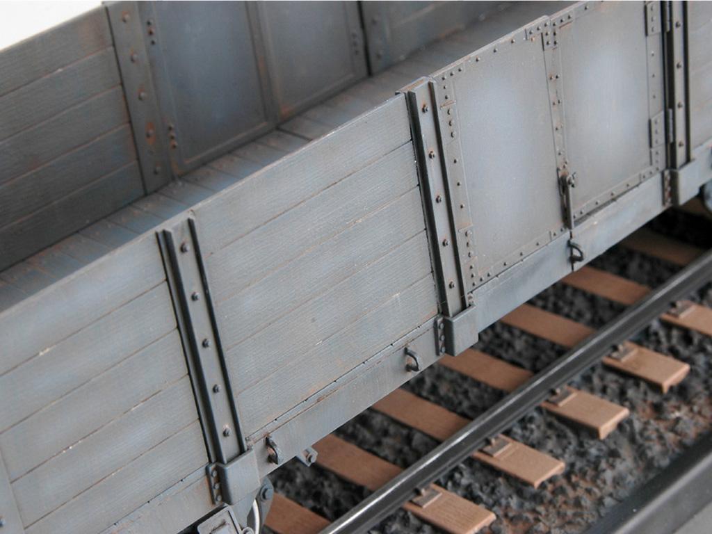 Góndola Ferroviaria Alemana (Vista 6)