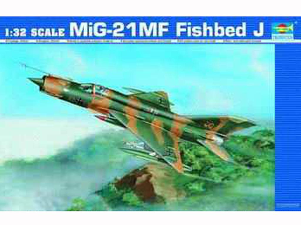 Mig-21 MF (Vista 1)
