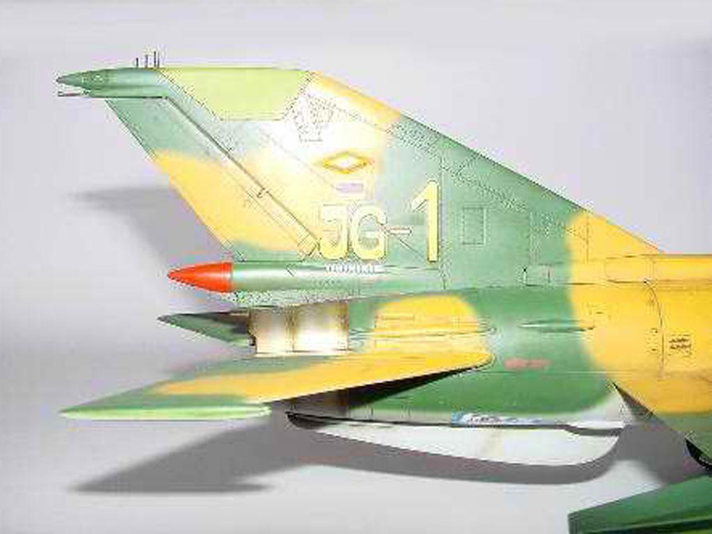 Mig-21 MF (Vista 2)