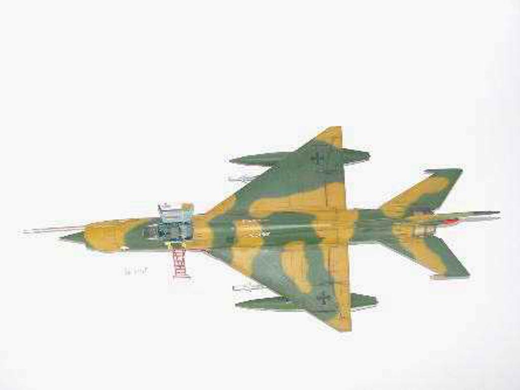 Mig-21 MF (Vista 4)