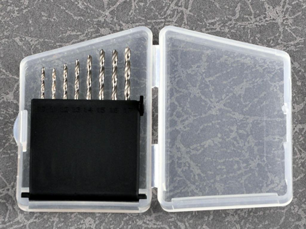 Brocas de 0,1 a 1,7 (Vista 2)