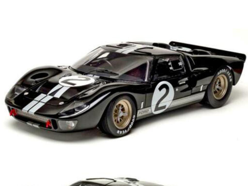 Ford GT 40 Le Mans 1966 (Vista 2)