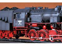 Locomotora Armada Alemana Vapor BR52 (Vista 23)