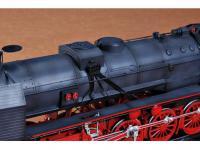 Locomotora Armada Alemana Vapor BR52 (Vista 24)