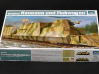 Vagón blindado para tren BP44 (Vista 6)