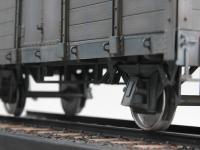 Góndola Ferroviaria Alemana (Vista 9)