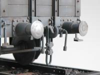 Góndola Ferroviaria Alemana (Vista 12)