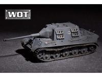 German JagdTiger with 88mm /L71  (Vista 7)