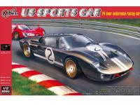 Ford GT 40 Le Mans 1966 (Vista 5)